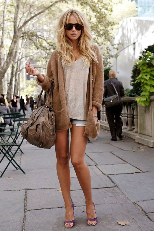 Veckans stilikon elin kling Best fashion style tumblr