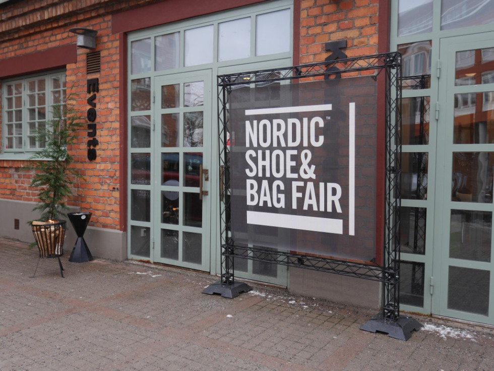 Nordic shoe and bag fair